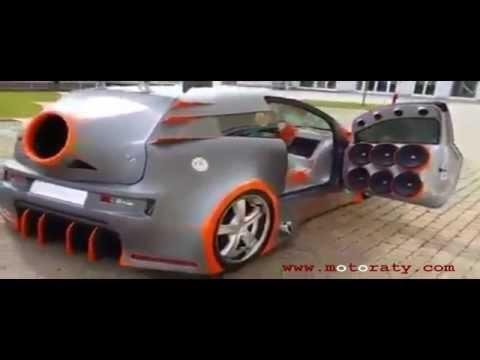 Best Modified Car In The World اجمل تعديل سيارات في العالم