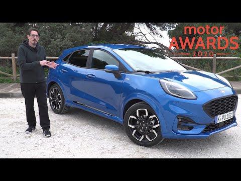 Vota en los Motor Awards y ¡gana un Ford Puma!