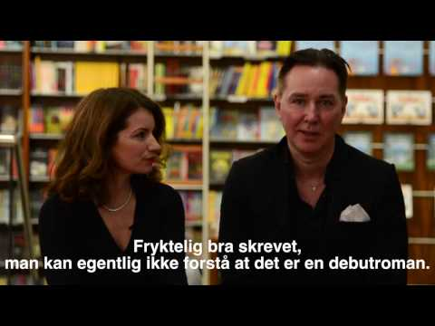 Lars Kepler anbefaler Jentene av Emma Cline