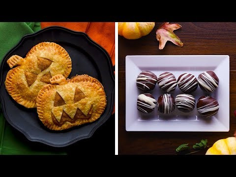 15 Easy Fall Desserts You Need to Make This Season!!   Cozy Treats by So Yummy