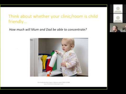 Clinical pearls on working with children's nutrition, with Catherine Jeans