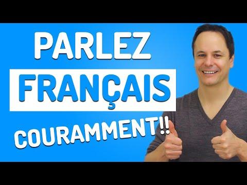 5 Étapes pour Parler Français Couramment