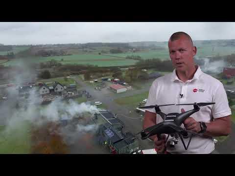 Obemannade luftfartyg i kommunal räddningstjänst