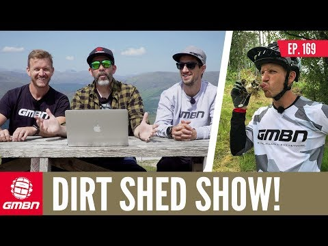 Fort William World Cup Special | Dirt Shed Show Ep. 169