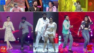 Dhee Champions Latest Promo - DHEE 12 Promo - 8th July 2020 - Sudigali Sudheer,Hyper Aadi,Varshini - MALLEMALATV