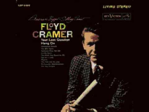 FLOYD CRAMER - Lonely Again