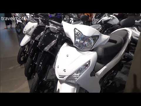 YAMAHA Crypton S 110cc παπί