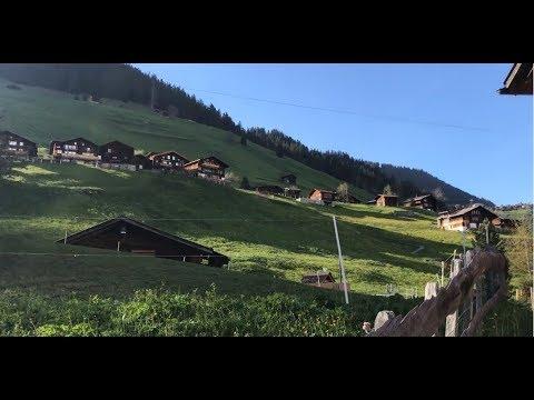 A Gimmelwald Stroll