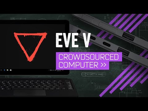 EVE V Review: The Crowdsourced Alternative To Microsoft's Surface