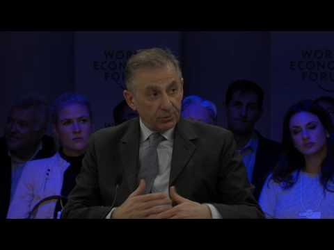 Davos 2017 - Terrorism in the Digital Age
