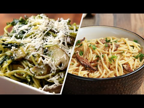 Easy Vegetarian Spaghetti Recipes ? Tasty Recipes