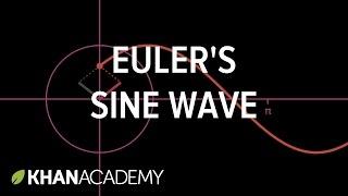 Euler's sine wave