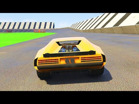 FASTEST CLASSIC SPORTS CAR IN GTA ONLINE?! - Grand Theft Auto 5 Multiplayer - Part 557