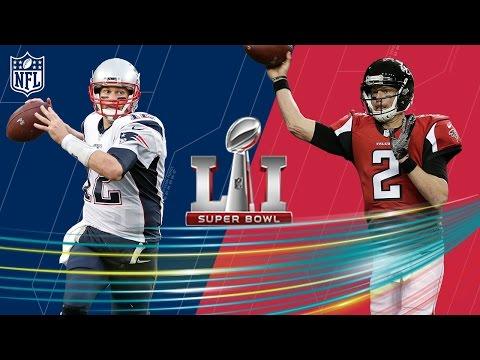 Tom Brady or Matt Ryan: Who has the Better Supporting Cast? | ATN | Super Bowl LI Preview | NFL