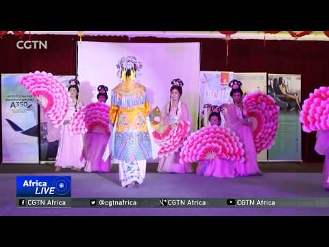 Cape Town Chinese community shares culture with gala
