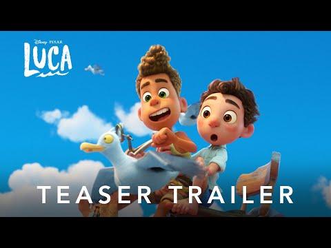 Disney and Pixar's Luca | Teaser Trailer
