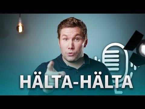 Skövde kommuns podcast: Hälta-hälta