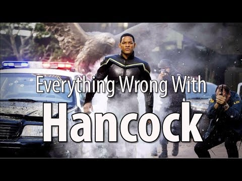 connectYoutube - Everything Wrong With Hancock In 14 Minutes Or Less