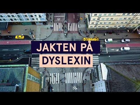 Trailer: Jakten på dyslexin