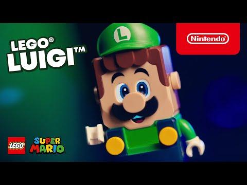 Introducing LEGO Super Mario Adventures with Luigi Starter Course