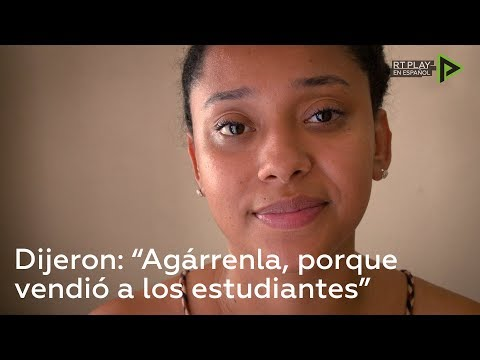 Una activista nicaragüense relata cómo la amenazaron por no sumarse a las protestas