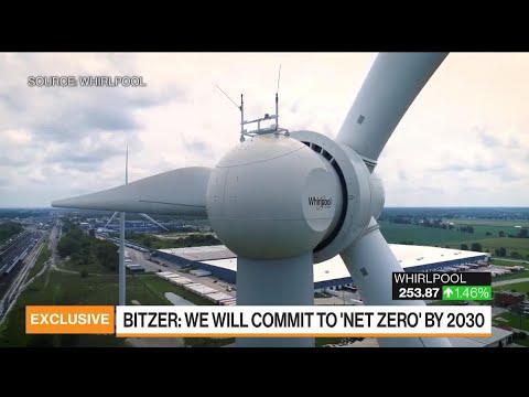 Whirlpool Wants to Be Net Zero by 2030