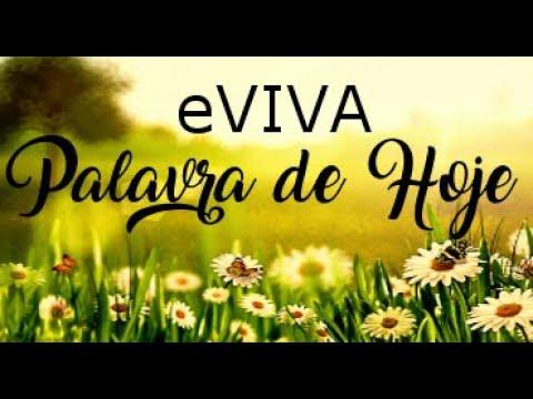 PALAVRA DE HOJE 02 DE MAIO eVIVA MENSAGEM MOTIVACIONAL PARA REFLEXÃO DE VIDA - BOM DIA!