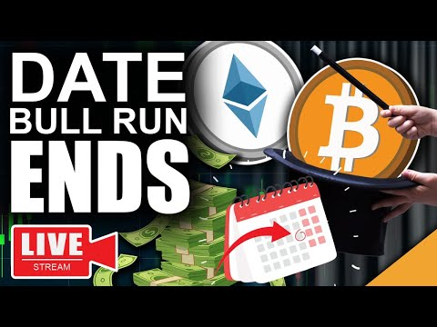 Bitcoin Bull Run ENDS On THIS Date (2021 BEST Crypto Trick)