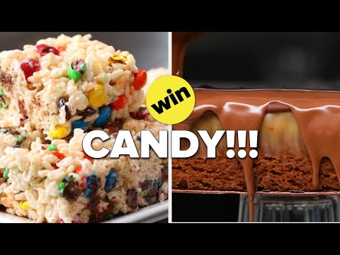 Homemade Candy Desserts ? Tasty Recipes