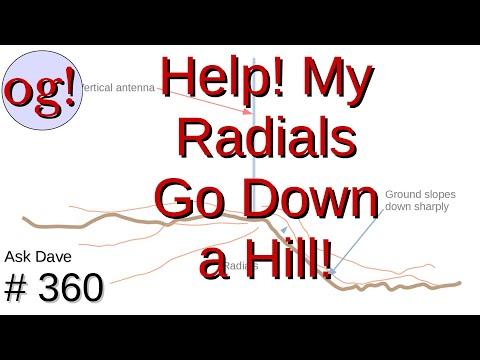 My Radial Field is not Level. Will it Still Work? (#360)