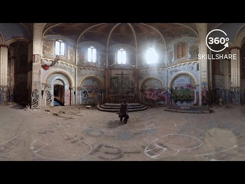 Off Limits: Photographing Chicago's Unknown with trashhand   Skillshare 360º