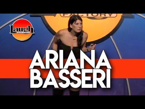 connectYoutube - Ariana Basseri | Aryan Ex Boyfriend | Laugh Factory Stand Up Comedy