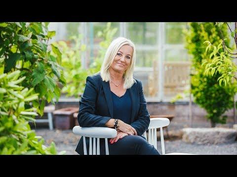 Kinnarps Next Care® - Samtal med Anne-Li Isgärde