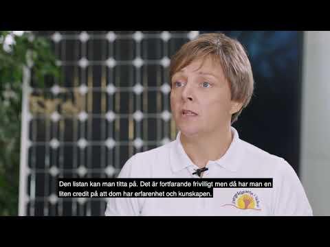 4-1 Eva Hansson Vad ska jag tänka på vid val av installatör