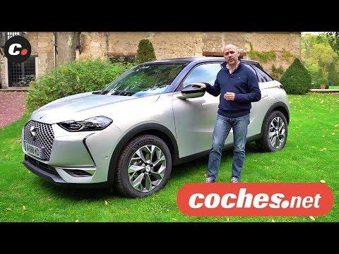 DS 3 E-Tense 2020 | Primera prueba / Test / Review en español | coches.net