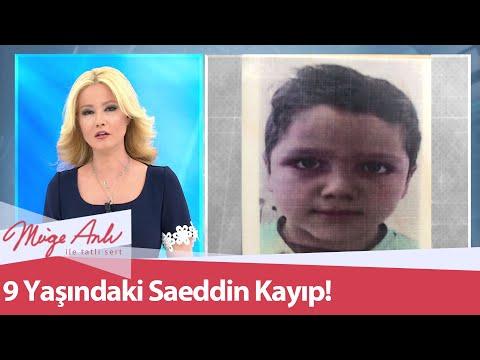 9 yaşındaki Suriyeli Saeddin Alhasan kayıp! - Müge Anlı ile Tatlı Sert 17 Haziran 2021