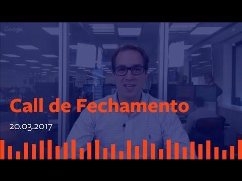 Call de Fechamento - 20 de Março de 2017.