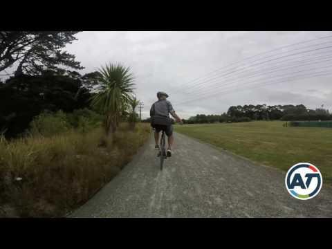 Hooten Reserve bike ride