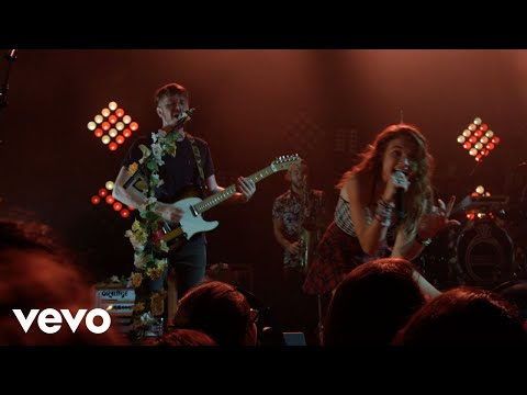 connectYoutube - MisterWives - Not Your Way (Vevo LIFT Live)
