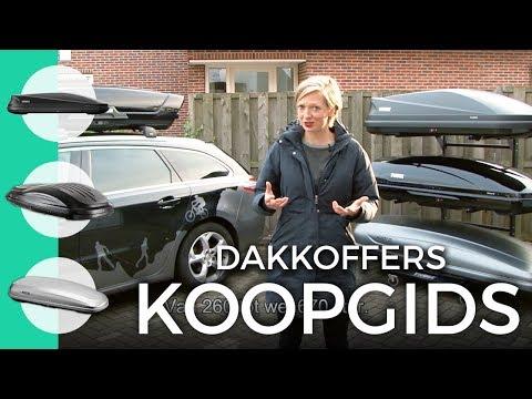 Koopgids Dakkoffers » BesteProduct