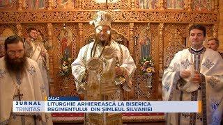 Liturghie arhiereasca la Biserica Regimentului din Simleul Silvaniei