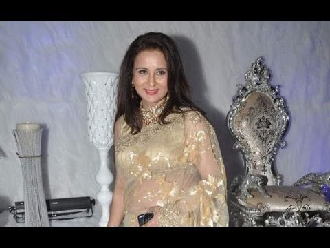 Poonam Dhillon's Grand Birthday Celebrations