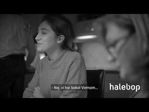 Halebop - Julefrid på köpet!