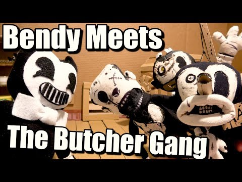 connectYoutube - MMA Movie: Bendy Meets the Butcher Gang!