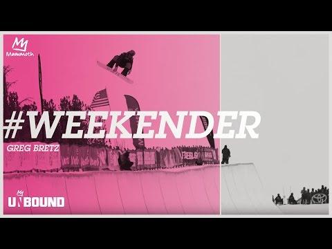 #Weekender - Greg Bretz