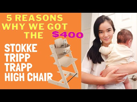 HOW TO PICK THE RIGHT CHAIR FOR YOUR BABY