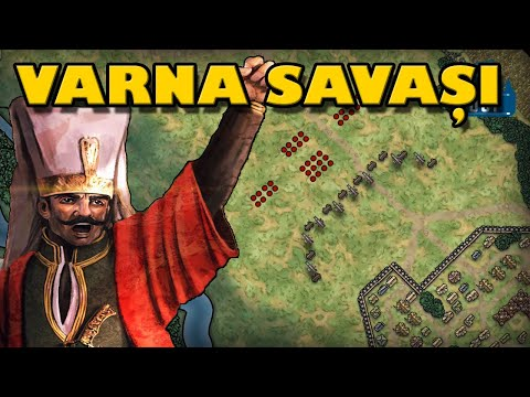 Varna Meydan Muharebesi (1444) || Zafer Yeniçerinin!