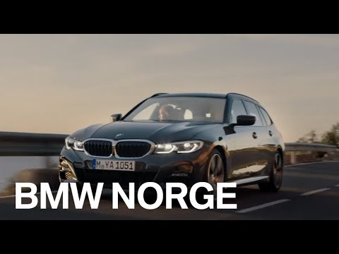 THE 3. Helt nye BMW 3-serie Touring.