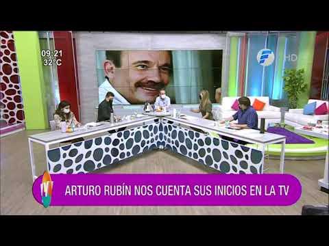 Nos visita Arturo Rubín en Vive la Vida XL