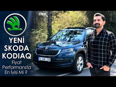 Yeni Skoda Kodiaq Test Sürüşü   Fiyat Performansta En İyisi Mi ?